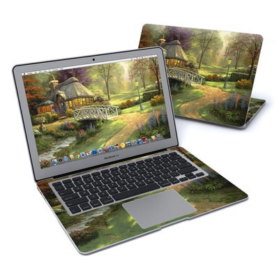 MacBook Air 13in Skin - Friendship Cottage