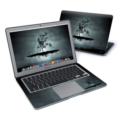 MacBook Air 13in Skin - Flying Tree Black
