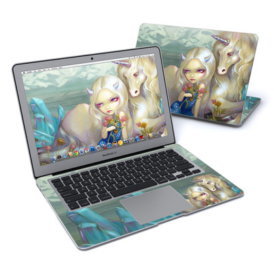MacBook Air 13in Skin - Fiona Unicorn
