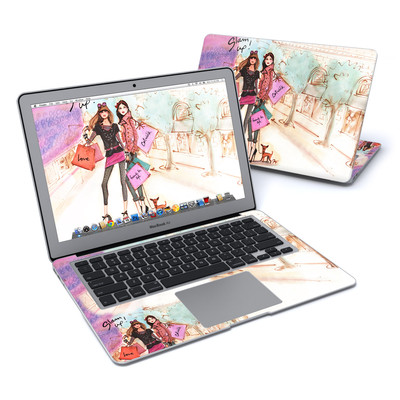 MacBook Air 13in Skin - Gallaria