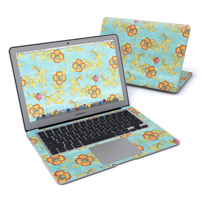 MacBook Air 13in Skin - Garden Jewel
