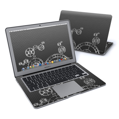 MacBook Air 13in Skin - Gear Wheel