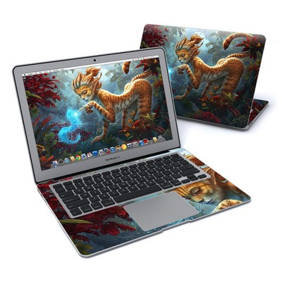 MacBook Air 13in Skin - Ghost Centipede