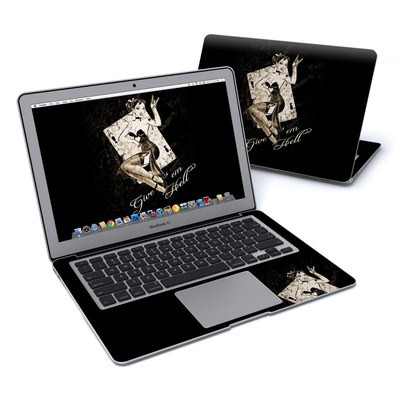 MacBook Air 13in Skin - Give Em Hell