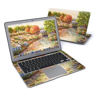 MacBook Air 13in Skin - Giverny Forever