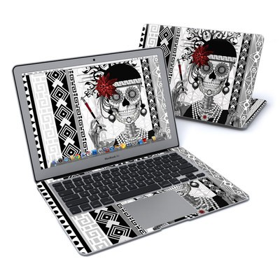 MacBook Air 13in Skin - Mrs Gloria Vanderbone