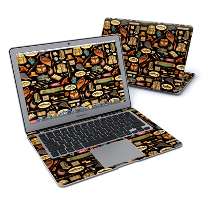 MacBook Air 13in Skin - Gone Fishing