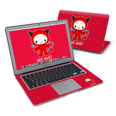 MacBook Air 13in Skin - Got Evil