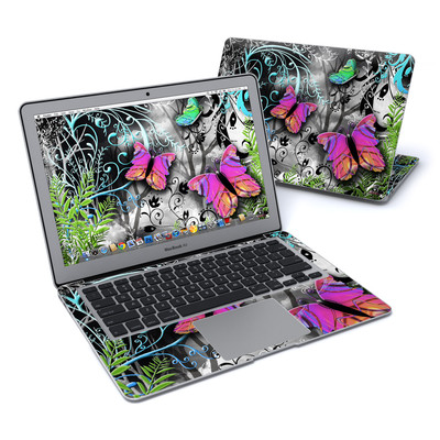 MacBook Air 13in Skin - Goth Forest