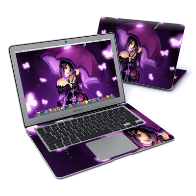 MacBook Air 13in Skin - Gothic