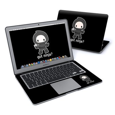 MacBook Air 13in Skin - Got Ninja