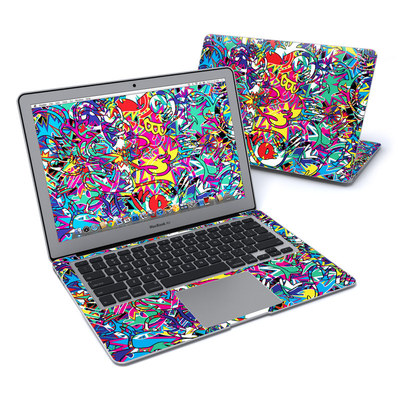 MacBook Air 13in Skin - Graf