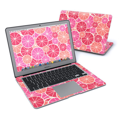 MacBook Air 13in Skin - Grapefruit