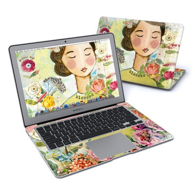 MacBook Air 13in Skin - Grateful Soul