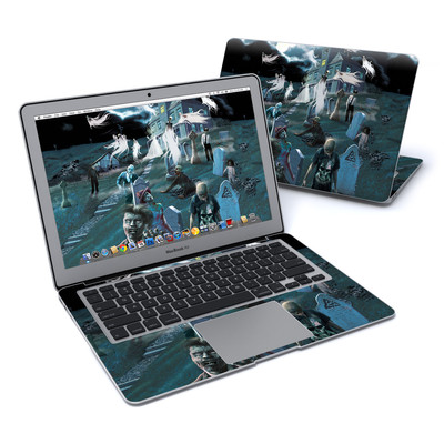 MacBook Air 13in Skin - Graveyard
