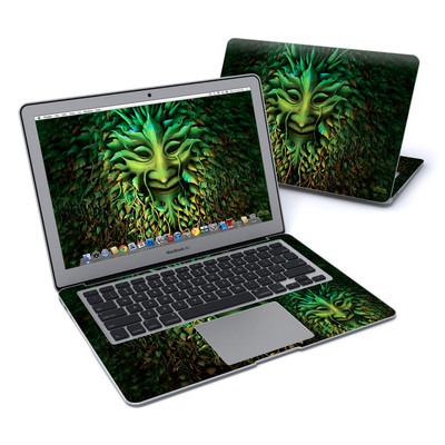 MacBook Air 13in Skin - Greenman