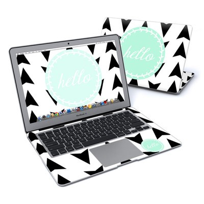 MacBook Air 13in Skin - Greetings