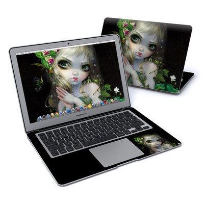 MacBook Air 13in Skin - Green Goddess