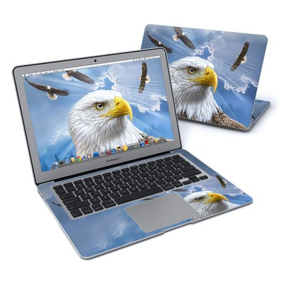 MacBook Air 13in Skin - Guardian Eagle