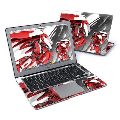 MacBook Air 13in Skin - Gundam Light