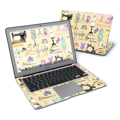 MacBook Air 13in Skin - Haberdashery