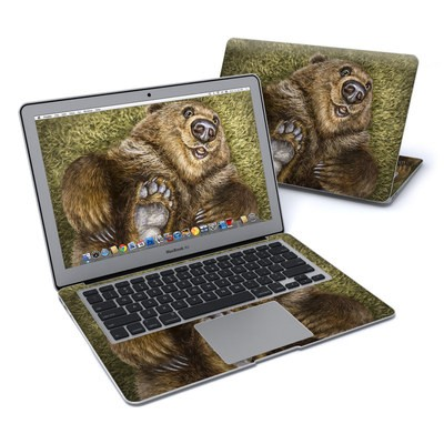 MacBook Air 13in Skin - Happy Baby