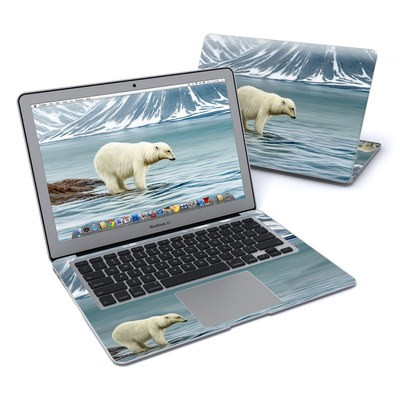 MacBook Air 13in Skin - Hard Summer