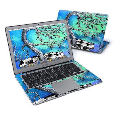 MacBook Air 13in Skin - Haunted Tree