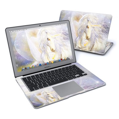 MacBook Air 13in Skin - Heart Of Unicorn