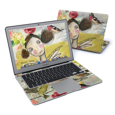 MacBook Air 13in Skin - Her Tribe