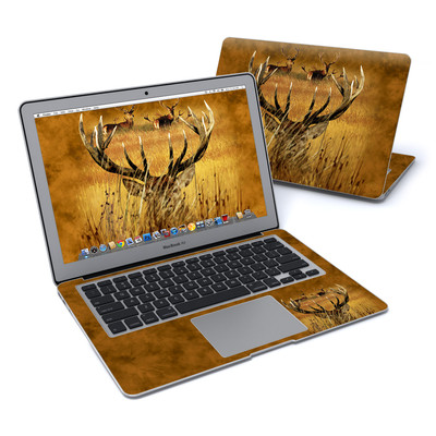 MacBook Air 13in Skin - Hiding Buck