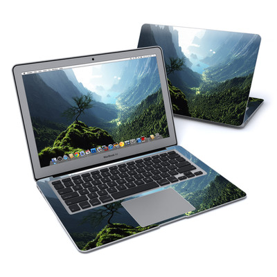 MacBook Air 13in Skin - Highland Spring