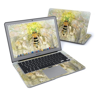 MacBook Air 13in Skin - Honey Bee