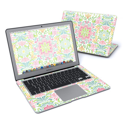 MacBook Air 13in Skin - Honeysuckle