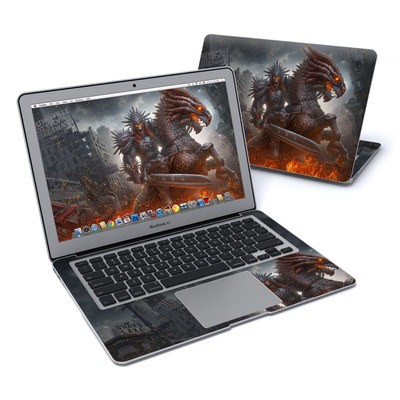 MacBook Air 13in Skin - Horseman