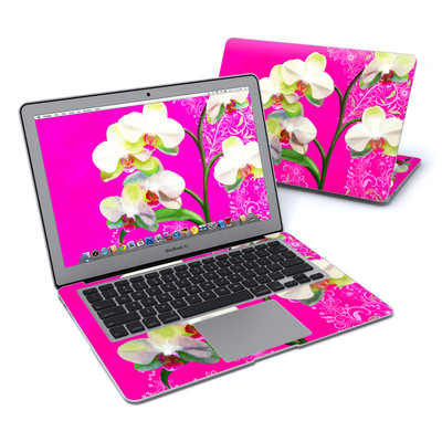 MacBook Air 13in Skin - Hot Pink Pop