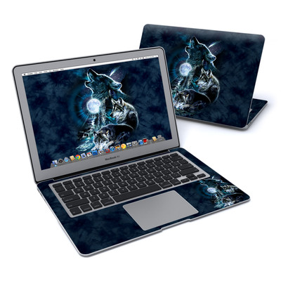 MacBook Air 13in Skin - Howling