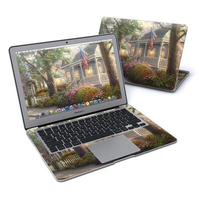 MacBook Air 13in Skin - Hometown Pride