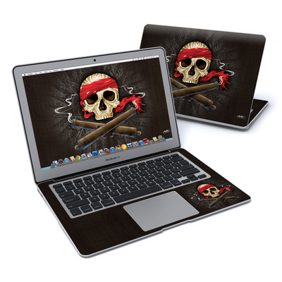 MacBook Air 13in Skin - High Seas Drifter