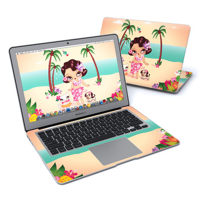MacBook Air 13in Skin - Hula Lulu
