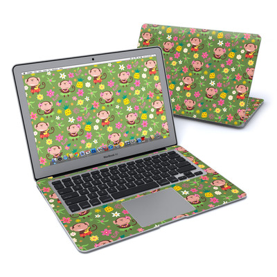 MacBook Air 13in Skin - Hula Monkeys