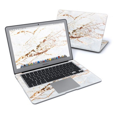 MacBook Air 13in Skin - Hazel Marble