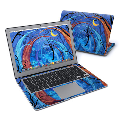 MacBook Air 13in Skin - Ichabods Forest
