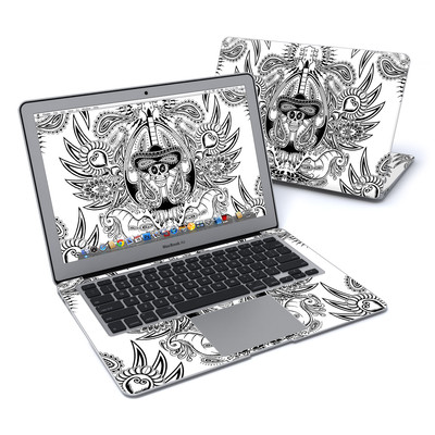 MacBook Air 13in Skin - Isla De Los Muertos