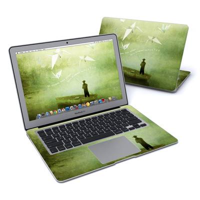 MacBook Air 13in Skin - If Wishes