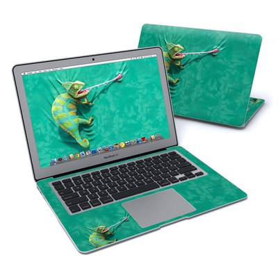 MacBook Air 13in Skin - Iguana