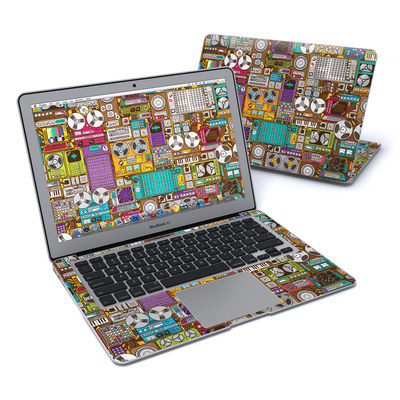 MacBook Air 13in Skin - In My Pocket
