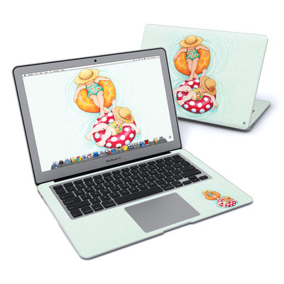 MacBook Air 13in Skin - Inner Tube Girls
