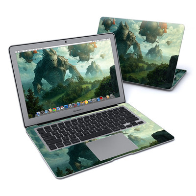 MacBook Air 13in Skin - Invasion