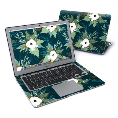 MacBook Air 13in Skin - Isabella Garden
